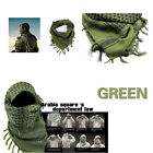 Shemagh Thicken Muslim Hijab Multifunction Tactical Head Scarf Arabic Wrap