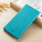 Card Stand Leather Flip Case TPU Cover For Blackberry Key2 LE Lite KEYone Motion