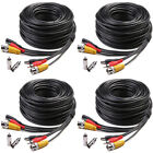 150ft/100ft/50ft Security Camera RCA BNC CCTV Surveillance Video Power Cable