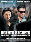 Agents secrets (Castel, Bellucci) DVD NEW BLISTER PACK