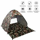 3 Person outdoor Instant Automatic Pop Up Camping Tent Sun Shelters Waterproof #