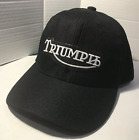 Triumph Baseball cap motorbike Embroidered Patch Vintage $19.0 AUD on eBay