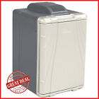 Portable Car Refrigerator Coleman 40qt Cooler 12v Travel Iceless Electric Fridge