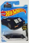 Hot Wheels Batman Animated Series Blue Batmoblie 2017 New