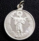SPAIN BARCELONA C1920´S OLD SAINT PANCRAS OF ROME , TREE DESIGN, CATHOLIC MEDAL