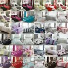 Luxury Premium Quality Printed Duvet Quilt Cover Bedding Set All Sizes and Color image