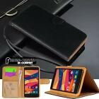 New Black Flip Cover Stand Wallet PU Leather Case for Ulefone Smart Phones
