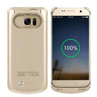 External Charger Portable Battery Case cover Power Bankup For Samsung S6 G920A
