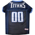 Tennessee Titans Officially Licensed NFL Pets First Dog Jersey, Sizes XS-XXL $27.97 USD on eBay