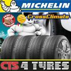 225 45 17 94W MICHELIN CROSSCLIMATE+ ALL SEASON TOP QUALITY HIGH MILEAGE TYRES