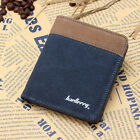 Canvas Wallet Men Casual Short Purse Small Clutch Male Top Quality