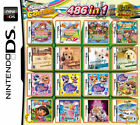 Video Games Game Multi Cartridge Card For Nintendo DS NDS NDSL NDSi 3DS 2DS XL