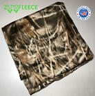 "ZooFleece Shadow Grass Waterfowl Duck Hunting 60X60"" Linen Blanket Throw Quilt  image"