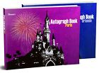 Personalised Walt Disney Autograph Book Paris Orlando Florida World Disneyland