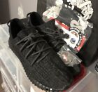 Yeezy Boost 350 Pirate Black + Suoreme Bouncy Ball And Sticker Pack