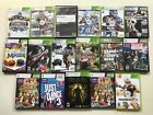 Lot Of 17 Xbox 360 Games Including GTA IV, Skylanders, Deus Ex, And UFC Trainer