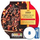 British Tesco Christmas Pudding Serves 8 Shipped First Class USPS From USA