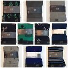 NWT GAP Men's Boxer Brief Underwear Sz M-L-XL Assorted Colors/Prints