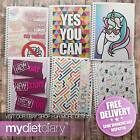 DIET DIARY SLIMMING WORLD COMPATIBLE Weight Loss Diet Diary Journal Planner 12wk