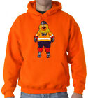 Gritty Philadelphia Flyers Mascot Claude Giroux Jakub Voracek HOODED SWEATSHIRT $17.99 USD on eBay