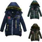 Kyпить Junge Kinder Dicker Mantel Cartoon Warme Winterjacke Hoodie Sweatjacke Mantel DE на еВаy.соm