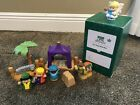 Fisher-Peice Little People Christmas THREE WISE MEN Set Lot Boxed MINT