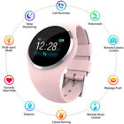 Women Girl Waterproof Bluetooth Smart Watch Phone Mate For iPhone Android IOS