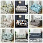 1 2 3 4 Stretch Sofa Couch Cover Throw Kids Dot Pet Elastic Furniture Protector