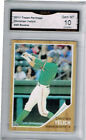 2011 Christian Yelich Topps Heritage Rookie Gem Mint 10 #49