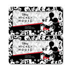 NEW Mickey Mouse Expressions Auto Plastic License Plate Frame Universal - 2 PC
