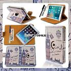 Leather Rotating Stand Cover Case For iPad 123456/mini 1234 / Air 12 /Pro 9.7*