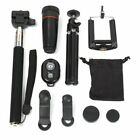 All in 1 Accessories Phone Camera Lens Travel Kit Fr Mobile Smart CellPhone DK