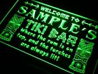 Name Personalized Custom Tiki Bar Beer Neon Light Sign Home Decor Gift