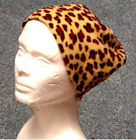Lot of 179 Women's Leopard Design Winter Hats WHOLESALE-NEW with tags