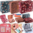 Expandable Make Up Wash Bag Hanging Toiletry Organizer Women Ladies Travel Pouch