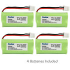 Kastar BT183342 Cordless Phone Battery Replace for GE 30522EE4 30524EE2 31591