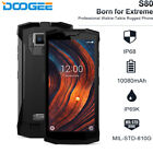 """DOOGEE S80 5.99"""" Android 8.1 Octa-core 4G Phone 6+64G 10080mAh NFC Global Band"""
