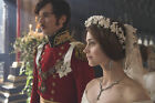 GLOSSY PHOTO PICTURE 8x10 Jenna Coleman And Tom Hughes Wedding Dresses