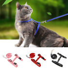Adjustable Pet Harness Small Cat Dog Chest Strap I-type Traction Rope New x1