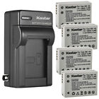 Kastar Battery Wall Charger for Canon NB-10L CB-2LC & Canon PowerShot SX50 HS