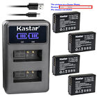 Kyпить Kastar Battery LCD Dual Charger for Canon LP-E12 LC-E12 & Canon EOS M50 Camera на еВаy.соm