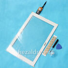 Touch Screen Digitizer Glass Panel For Acer Iconia One B3-A20 10.1''+Tools Tape