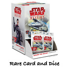 Star Wars Destiny - Across the Galaxies - Rare - Single Cards and Dice £5.95 GBP on eBay