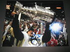 SIDNEY CROSBY PITTSBURGH PENGUIN SUPERSTAR SIGNED 8X10 PHOTO SID THE KID GO PENS