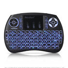 iPazzPort 21S Wireless Mini Keyboard Backlight Function with Touchpad for TV BOX