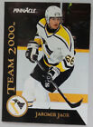 Jaromir Jagr 1992-93 Pinnacle Team 2000 Insert #15 Pittsburgh Pengiuns