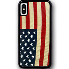 Phone Case Cover For iPhone XS - Old USA Flag Y00307