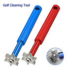 Golf Club Iron Wedge Groove Regrooving Sharpener Cleaner Tool. Great gift idea.