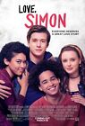 1 Love, Simon Movie Poster 2018 pride Nick Robins LGBT Film Reproduction Print