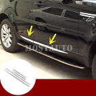 For Land Rover Range Rover Sport 4X Car Door Body Side Molding Trim Cover(14-17)